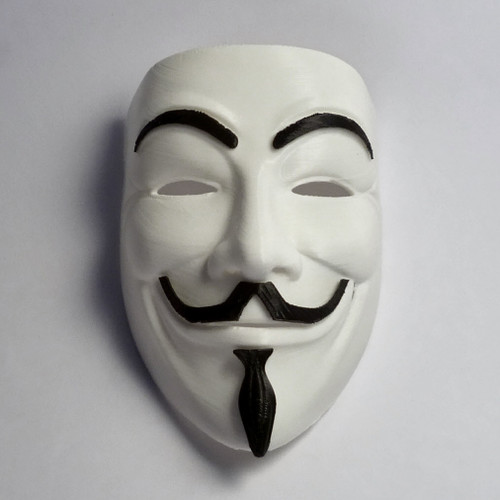 Anonymous Guyfawkes Fawkes Mask