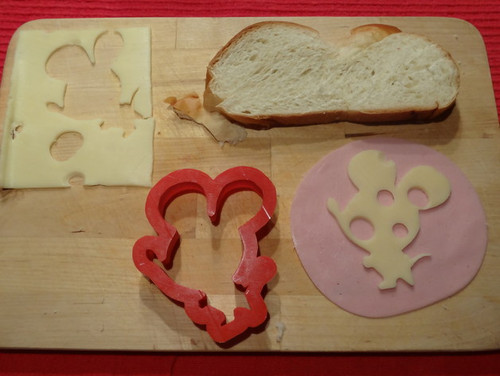 Cookie | Cheese Cutter: Mouse