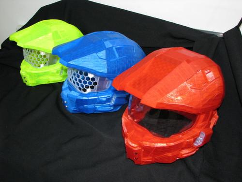 Halo 4 Helmet Medium Size B