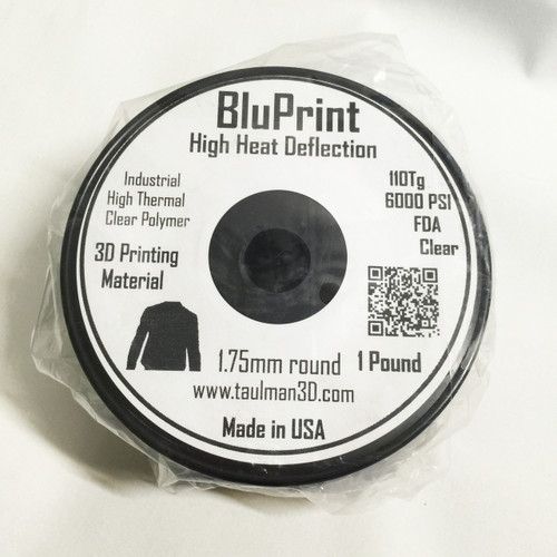 Taulman CO-PE BluPrint Filament - 1.75mm