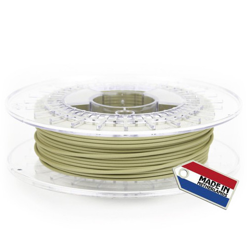 ColorFabb Brassfill Metal Filament 1.75mm (0.75 kg)