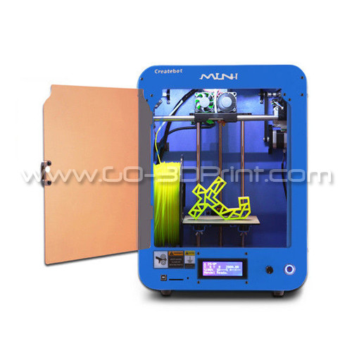 CreateBot Dual Extruder Mini 3D Printer