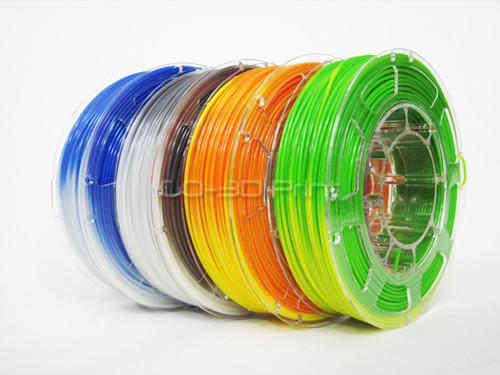 Temperature Color Changing PLA 3D Print Filament Value Pack 4x 225g