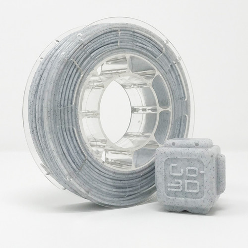 Marble Texture Like 3D Printing PLA Filament 1.75mm, 225g / 0.5lb