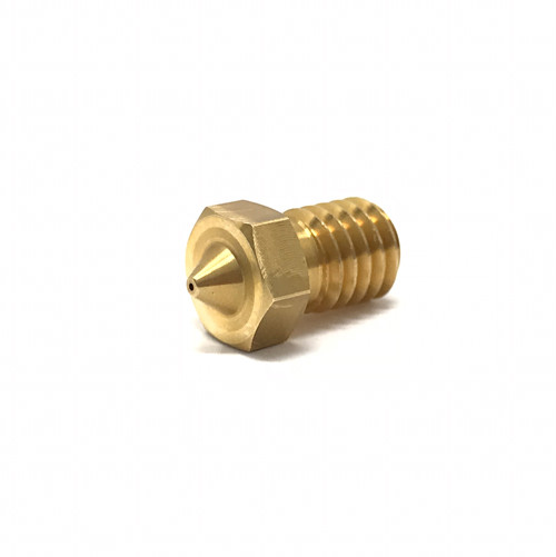 High Quality 0.4mm Brass Nozzle for E3D V6 J-Head M6 Thread 3D Printer