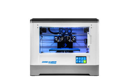 Flashforge Dreamer Dual Extruder Professional Desktop 3D Printer