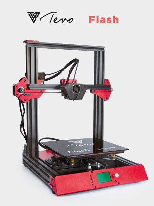 TEVO Flash Prebuilt 50% Fully Upgraded 3d Printer Kit