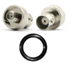 SMA to BNC Antenna Adapter Kit for Baofeng UV-5R | Comes With O-Ring