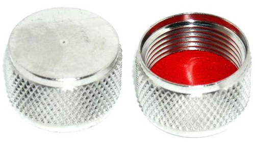 Microphone Connector Cap - Dust Cover Most All Ham Radio Transceivers
