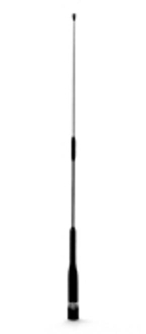 Comet SS-460SB - Spring Base VHF-UHF Dual Band Antenna - Ham Radio