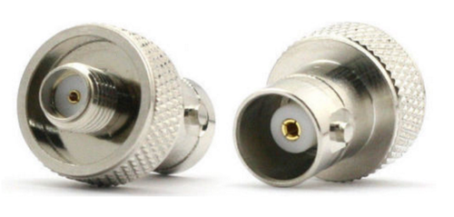 ARS-G830HT | SMA BNC Female Coaxial Adapter for Baofeng Puxing Kenwood