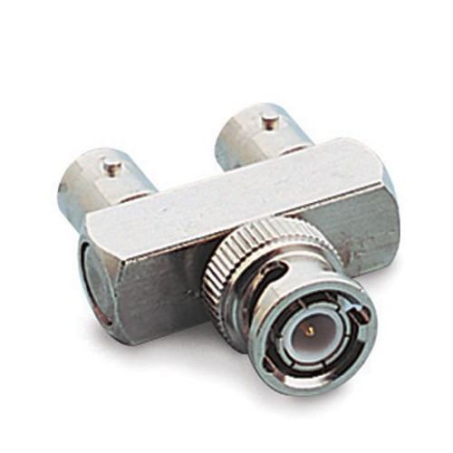 BNC Female-Male-Female 'Y' Coaxial Adapter (BNC-7366)