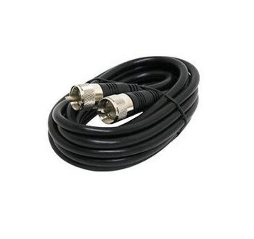 OPEK 75 Foot - Low-Loss RG-8X Coaxial Cable with PL-259 Connectors