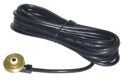 """OPEK AM-207MU - 3/4"""" NMO to Mini-UHF Male Antenna Mount - 14-Ft RG-58"""