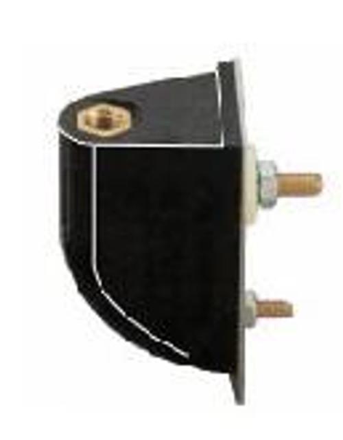 """OPEK AM-701 - 3/8"""" x 24T Black Pillar Side Antenna Mount"""