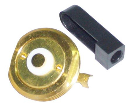 OPEK NMO-1 - 3/4-Inch NMO Cable Connector with Protector - Motorola