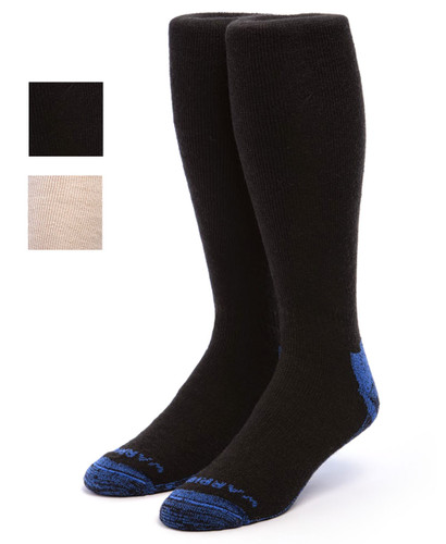 High Performance Knee High Athletic Alpaca Socks Main showing alternate colors
