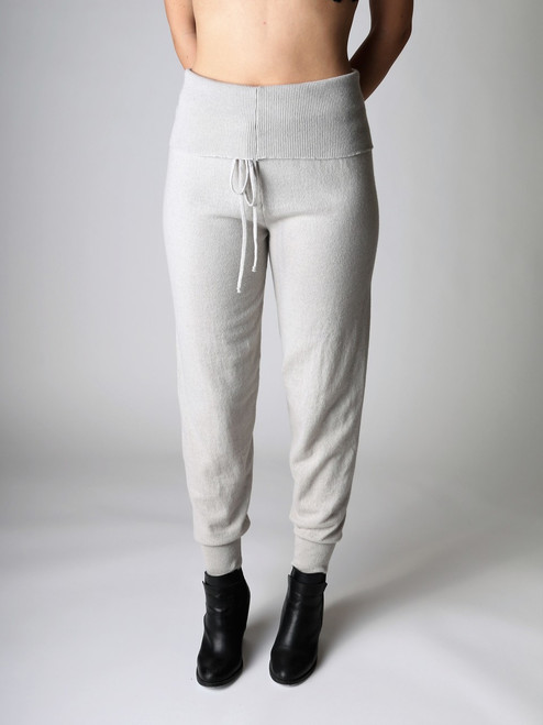 LA FEE PARISIENNE CASHMERE PANTS (43099)