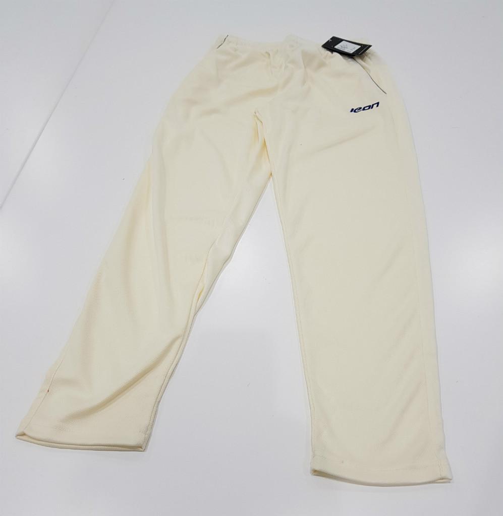Cream Cricket Pants