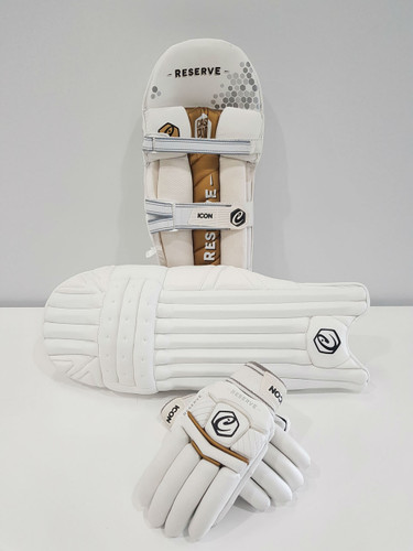 Reserve Pads and Gloves