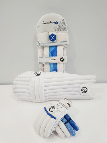 Signature X Pads and Gloves