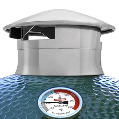 Smokeware Stainless Steel Chimney Cap