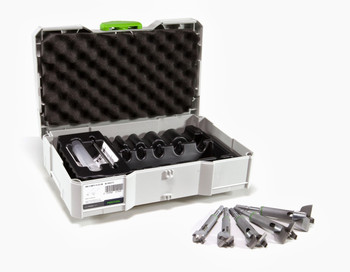 Festool | Zobo Forstner-style bits metric 15-35mm (5 pc.) (500173)