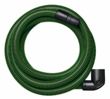 Festool Tapered Antistatic Hose D32/27 3.5 w/ Angle Adapter (11.5 ft) (499742)
