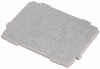 Festool Foam Insert for T-Loc Systainer sizes 1 to 5 (bottom) (498045)