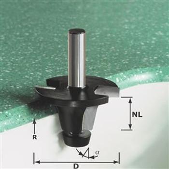 Festool Basin bit w/bear HW 45mm 6