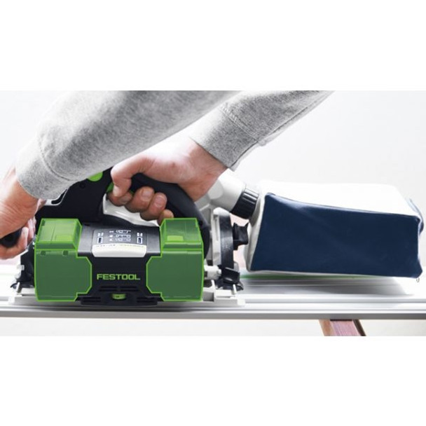 Festool TSC 55 REB-FS IMPERIAL Cordless Plunge-Cut Saw (PLUS-XL-FS) (Includes FS 1400 Guide Rail) (201402)