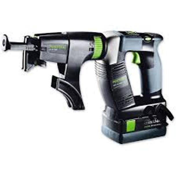 Festool Cordless Drywall Gun DWC 18 (PLUS) (201671)