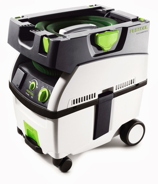 Festool 2018 Dust Extractor CT MIDI T-LOC HEPA (575267)