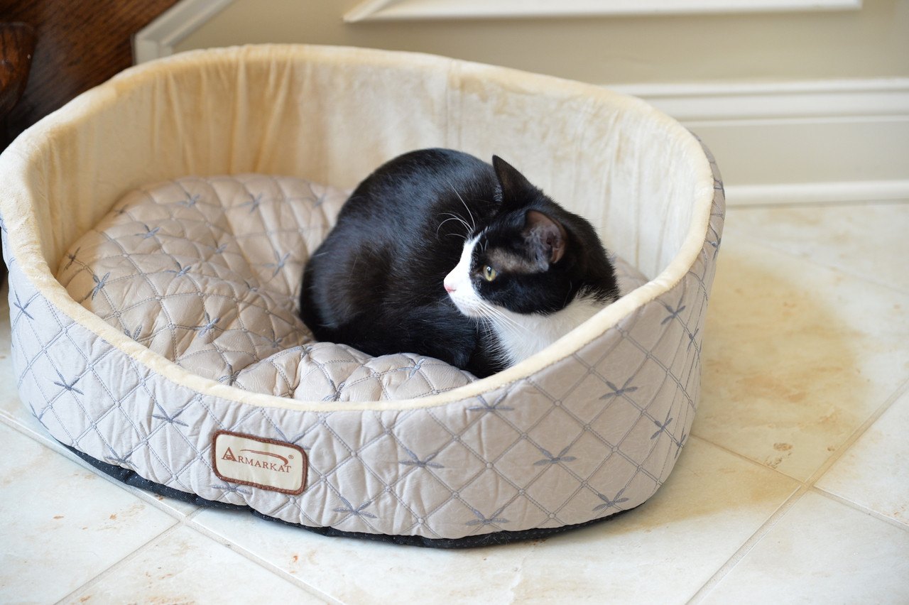 Armarkat Cat Bed C35HQH/MH