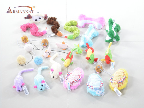Armarkat Pet Toy Pack (25 PCs) Toy1