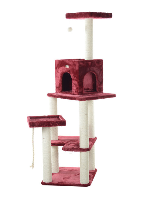 Classic Cat Tree A6902B (Cat Daddy Approved)