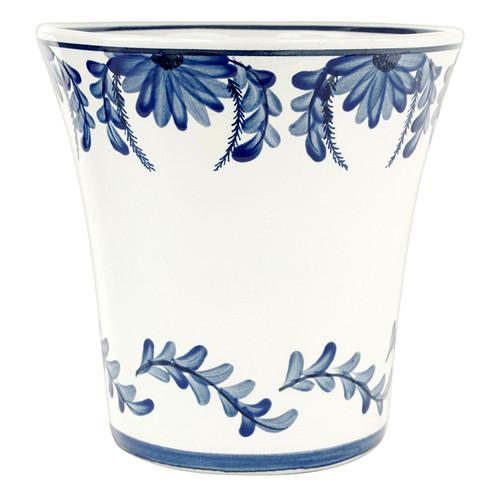 """8 1/2"""" Flower Pot in Elodie"""