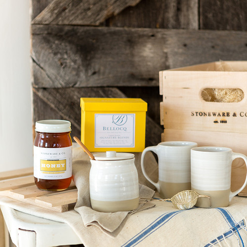 Tea for Two Crate