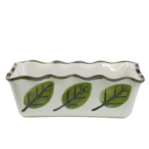 Pinched Rim Loaf Pan in Augusta