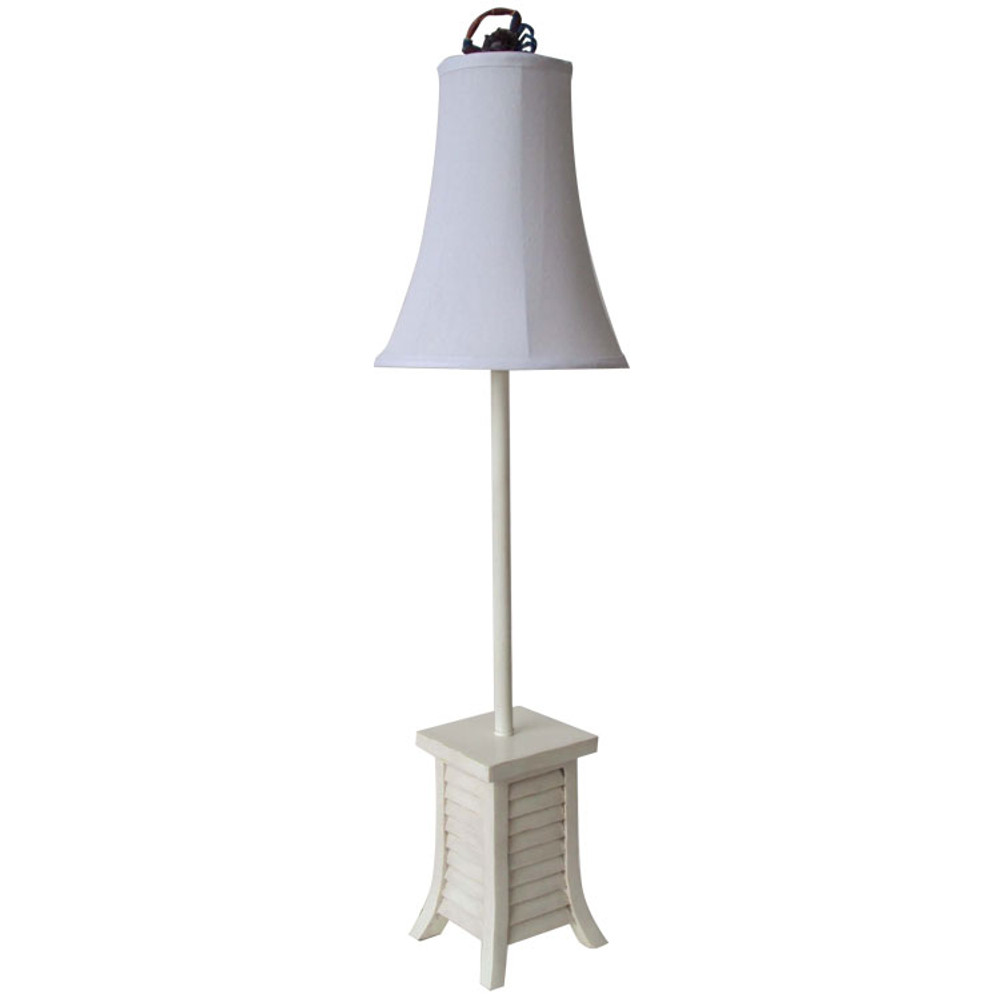191DL,AW Blue Crab Desk Lamp