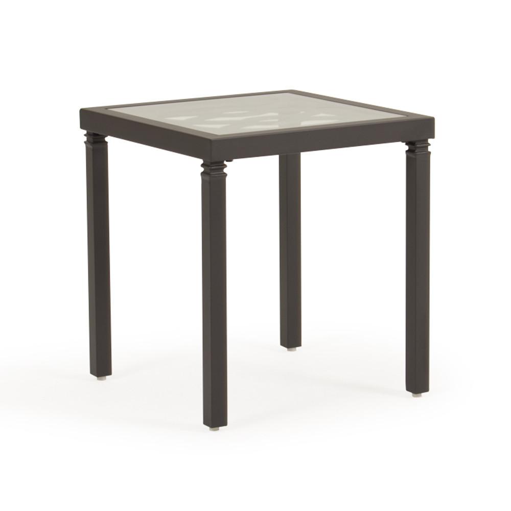 """741820ET 20"""" Square End Table"""