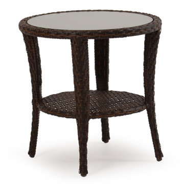 "6020G 24"" Round End Table"