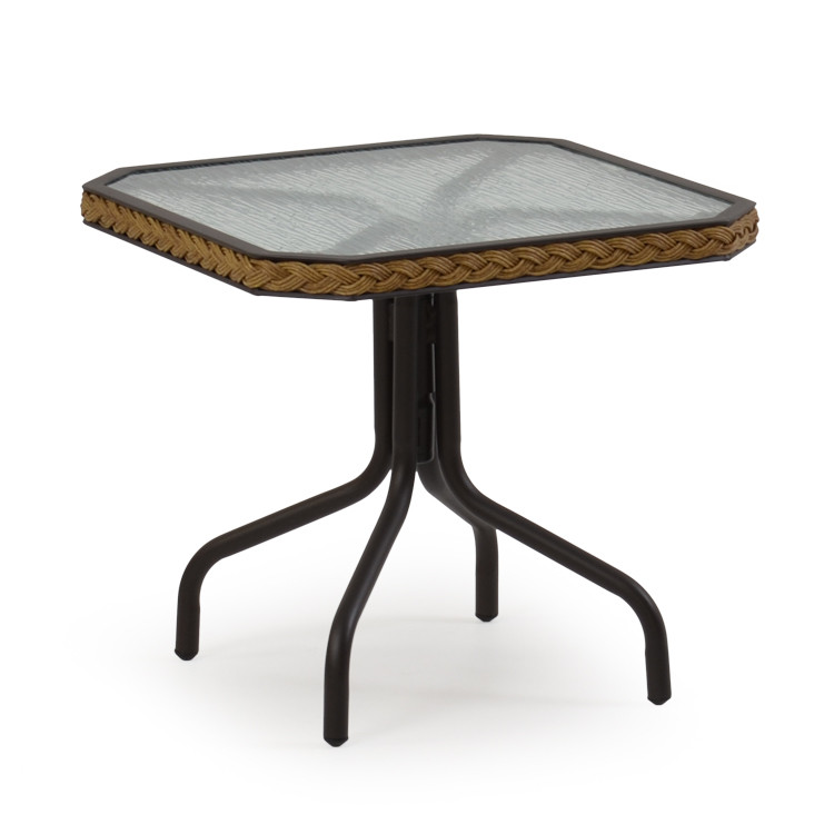 "3219 19"" Square Tea Table"