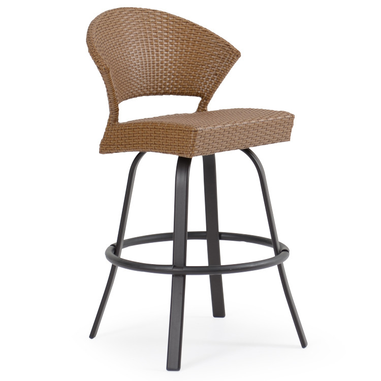 3225 Armless Swivel Bar Stool