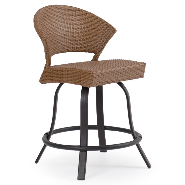 3224 Armless Swivel Counter Stool