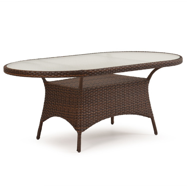 "6072G/U 40"" x 70"" Oval Dining Table"
