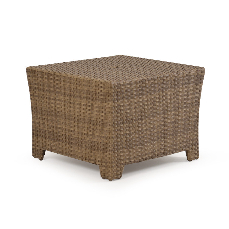 "6321 30.5""  Wedge Umbrella End Table"