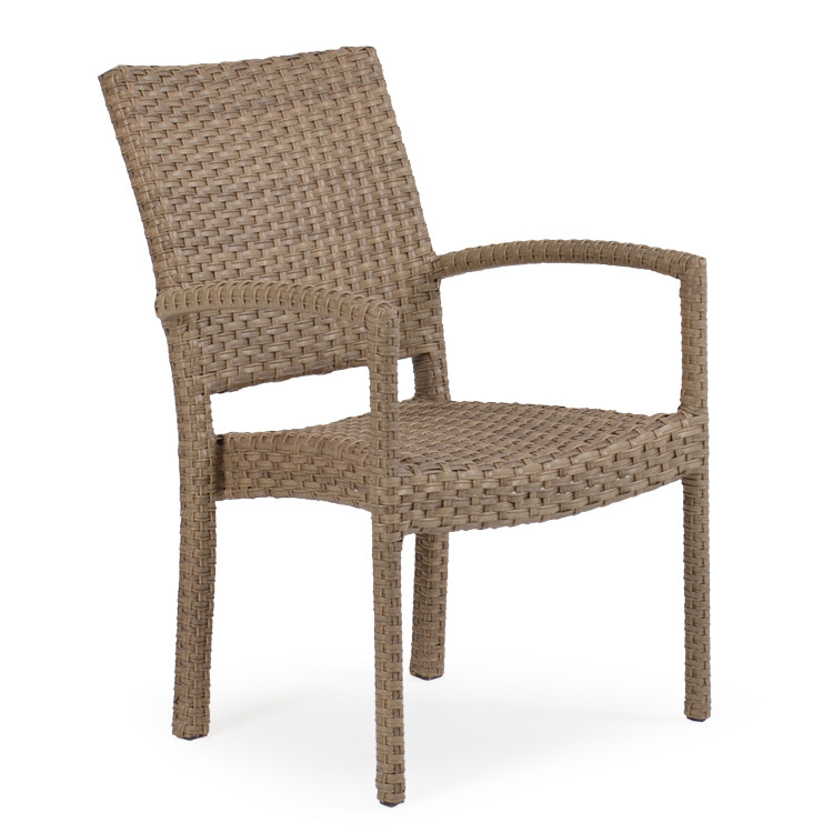 6610 Stackable Dining Arm Chair