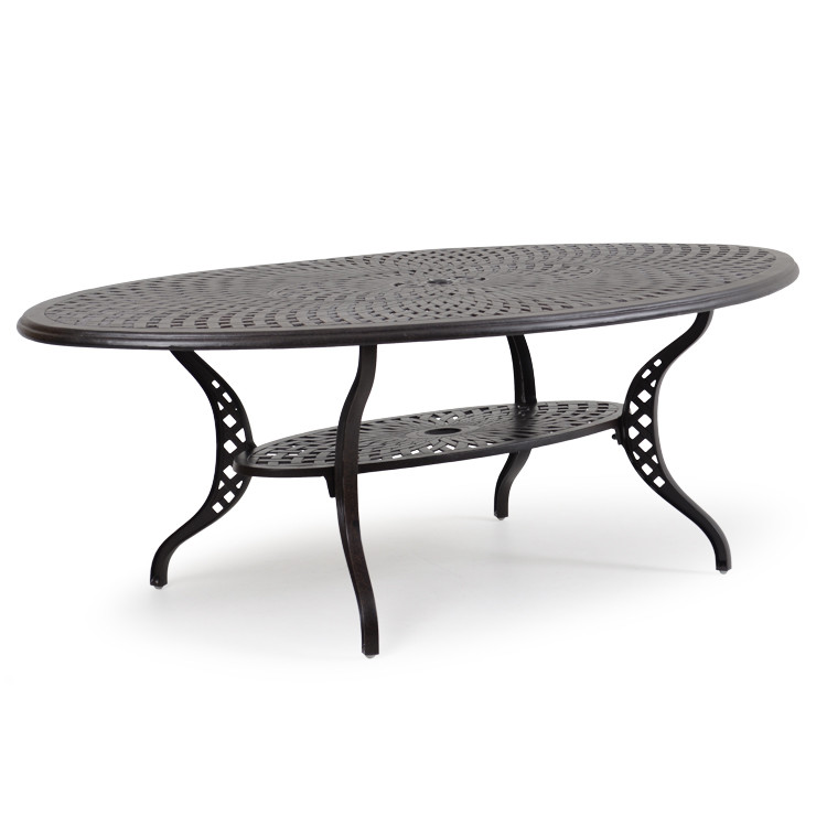 "714466DT 44"" x 66"" Oval Dining Table"