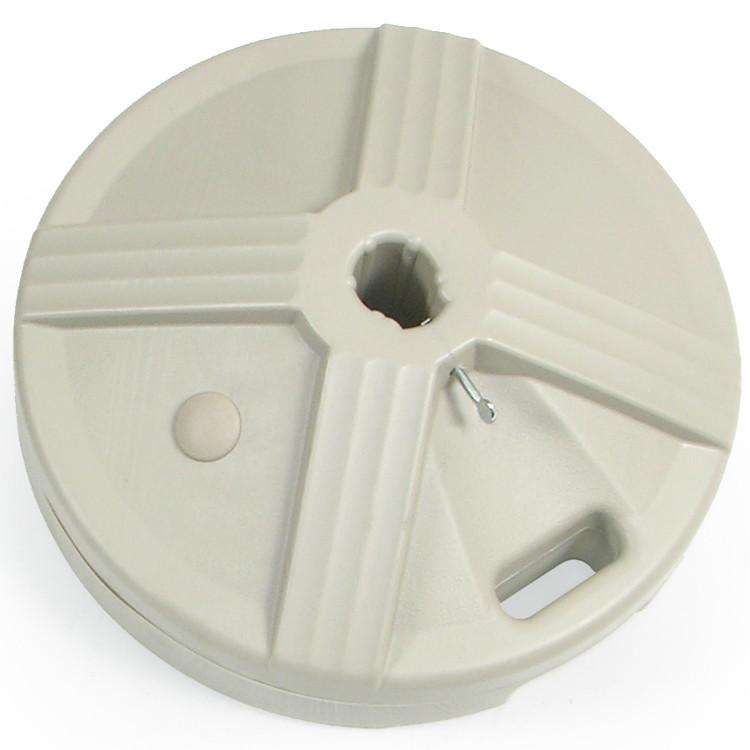 CASA-BASE Molded Plastic Umbrella Base (Filled or Unfilled)